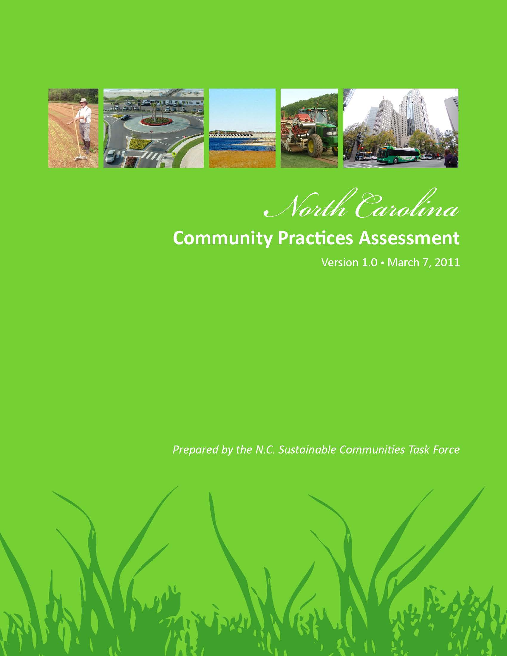 local projects governors institute on community design north carolina community practices assessment
